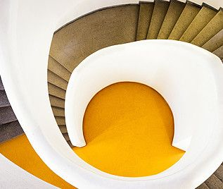 escalier design architecture moderne